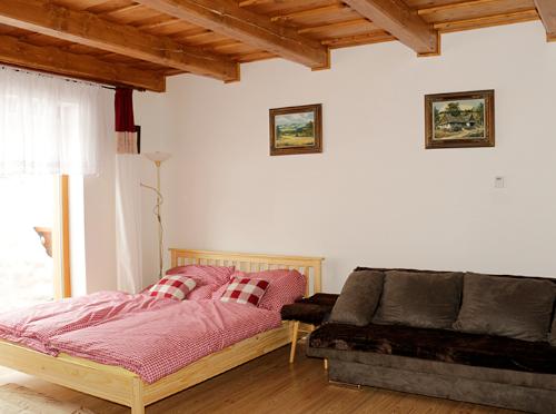 Rustikalní apartmán
