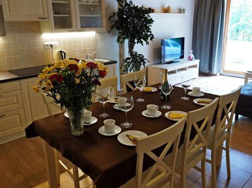 Vanilkový apartmán